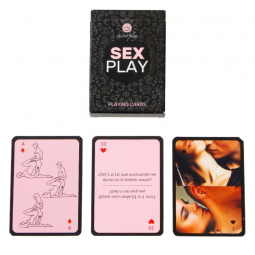 SECRET PLAY JUEGO DE CARTAS SEX PLAY ES EN