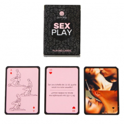 SECRET PLAY JUEGO DE CARTAS SEX PLAY FR PT