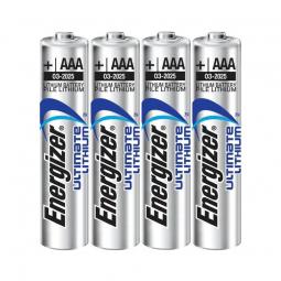 ENERGIZER ULTIMATE LITHIUM PILA LITIO AAA L92 LR03 15V BLISTER4
