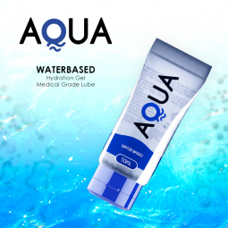 AQUA QUALITY LUBRICANTE BASE DE AGUA 50ML
