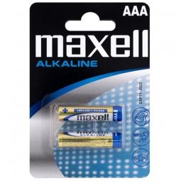 MAXELL PILA ALCALINA AAA LR03 BLISTER2