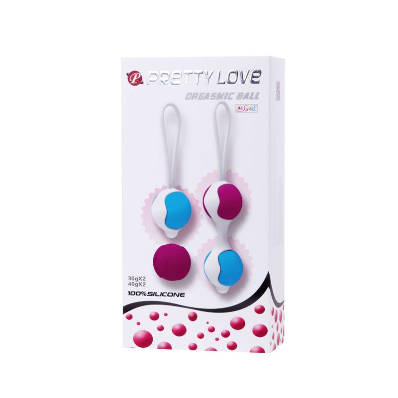 PRETTY LOVE FLIRTATION ORGASMIC BALL DELUXE