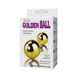 BAILE GOLDEN BOLAS CHINAS VIBRADOR