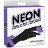 NEON MAGIC TOUCH FINGER DEDAL LILA