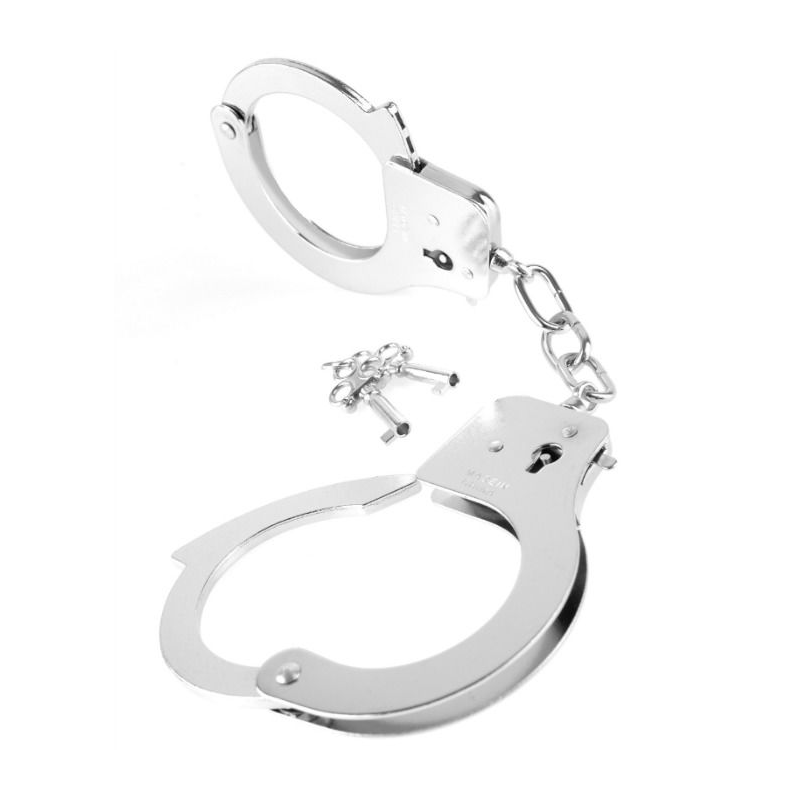 FETISH FANTASY SERIES DESIGNER METAL HANDCUFFS