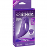 FANTASY C RING SILICONE VIBRATING TAINT ALIZE