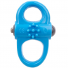 SCREAMING O ANILLO VIBRADOR YOGA AZUL
