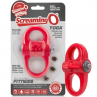 SCREAMING O ANILLO VIBRADOR YOGA ROJO