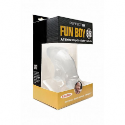 PERFECT FIT BUCK FUN BOY TRANSPARENTE 165CM