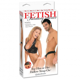 FETISH FANTASY ARNES HUECO AJUSTABLE NATURAL 15 CM