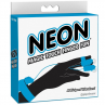 NEON MAGIC TOUCH FINGER DEDAL AZUL