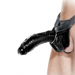 STRAP ON NEGRO FETISH FANTASY EXTREME