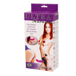 ULTRA HARNESS G SPOT LILA