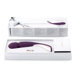 LELO INSIGNIA SMART WAND MEDIUM PLUM