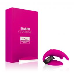 THE COUBLES RABBIT BY WE VIBE ROSA CONTROL REMOTO