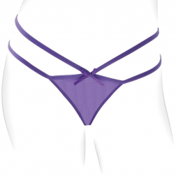 FANTASY FOR HER TANGA CON VIBRACION CHEEKY PANTY
