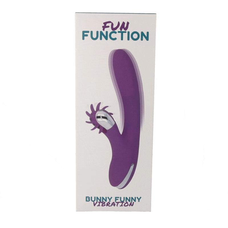 FUN FUNCTION BUNNY FUNNY ROTATION