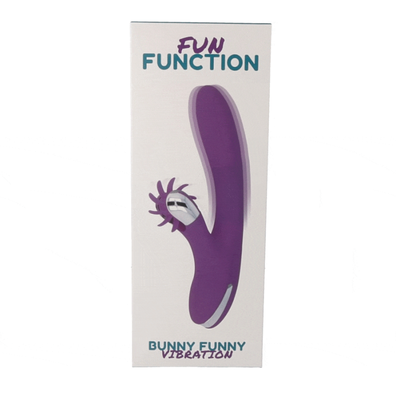 FUN FUNCTION BUNNY FUNNY ROTATION