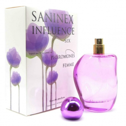 PERFUME FEROMONAS MUJER SANINEX INFLUENCE SEX