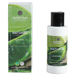 LUBRICANTE ORGANICO NATURAL 100ML
