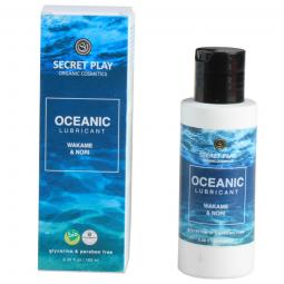 LUBRICANTE ORGANICO OCEANIC 100ML