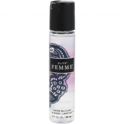 WET ELITE FEMME LUBRICANTE BASE AGUA Y SILICONA 30 ML