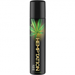 WET HEMPTATION LUBRICANTE 30 ML