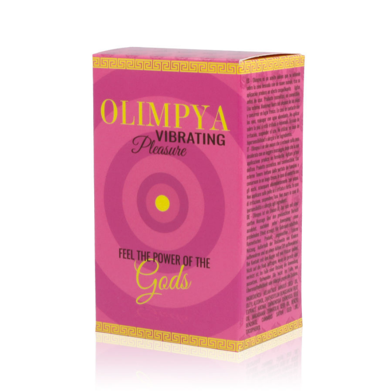 OLIMPYA VIBRATING PLEASURE POTENTE ESTIMULANTE POWER