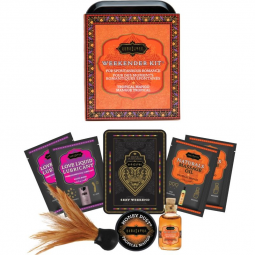 KAMASUTRA WEEKENDER TIN KIT MANGO TROPICAL