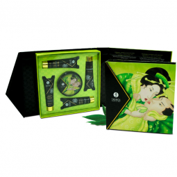 GEISHA SECRET KIT EXOTIC Te VERDE