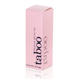 TABOO GEL INTIMO PLACER ELLA