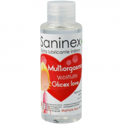 SANINEX MULTIORGASMIC WOMAN GLICEX LOVE 4 EN 1 100 ML