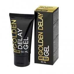 BIG BOY GOLDEN GEL RETARDANDE DE LA EYACULACION 50ML