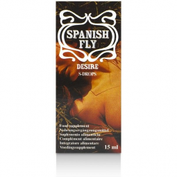 SPANISH FLY DESIRE GOTAS DEL AMOR 15ML