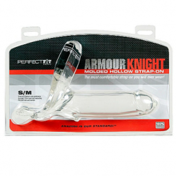 ARMOUR KNIGHT XL S M FUNDA CON BANDA TRANSPARENTE