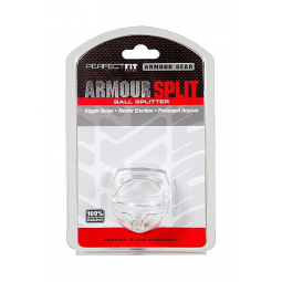 PERFECFIT ARMOUR SPLIT TRANSPARENTE