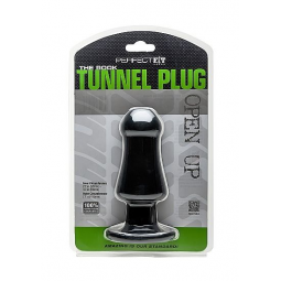 PERFECT FIT THE ROOK TUNEL PLUG NEGRO