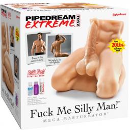 PIPEDREAMS EXTREME TOYZ BUSTO TORSO CON PENE FUCK ME SILLY MAN