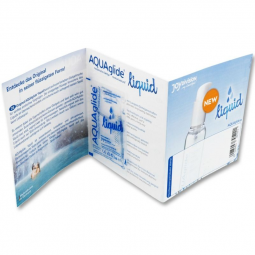 AQUAGLIDE LUBRICANTE LIQUID MONODOSIS 3 ML