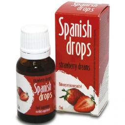 SPANISH FLY STRAWBERRY DREAMS