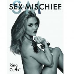 SEX MISCHIEF ESPOSAS CON ANILLAS BDSM