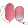 SPIRIT MEDIUM VIBRATING HUEVO CONTROL REMOTO ROSA