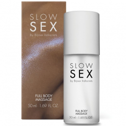 SLOW SEX FULL BODY MASSAGE GEL DE MASAJE 50 ML